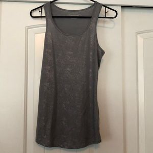 Maurice's tank top with sparkly detail!